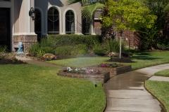 Irrigation and Sprinklers